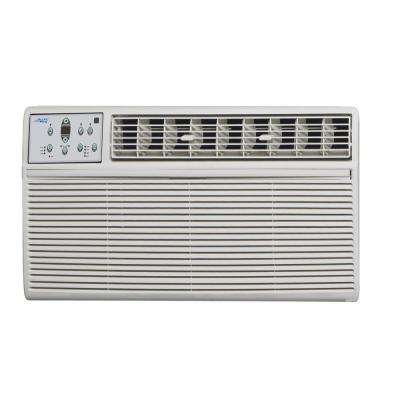 12,000 BTU 220-Volt Through-the-Wall Air Conditioner with Remote