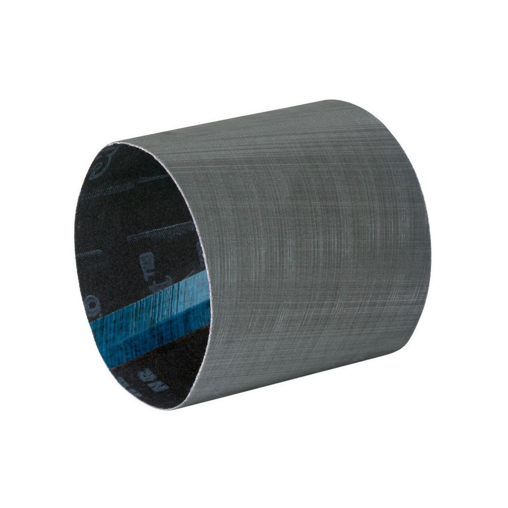 3-9/16 in. x 4 in. Sanding Belts - P120/A160 ( 5-Pack)
