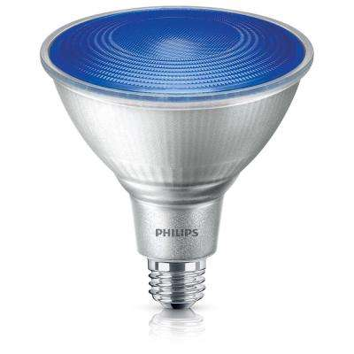 90-Watt Equivalent PAR 38 LED Flood Blue
