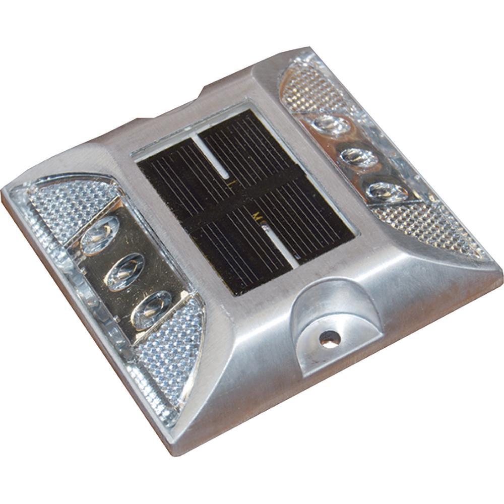 Solar Aluminum Dock Light