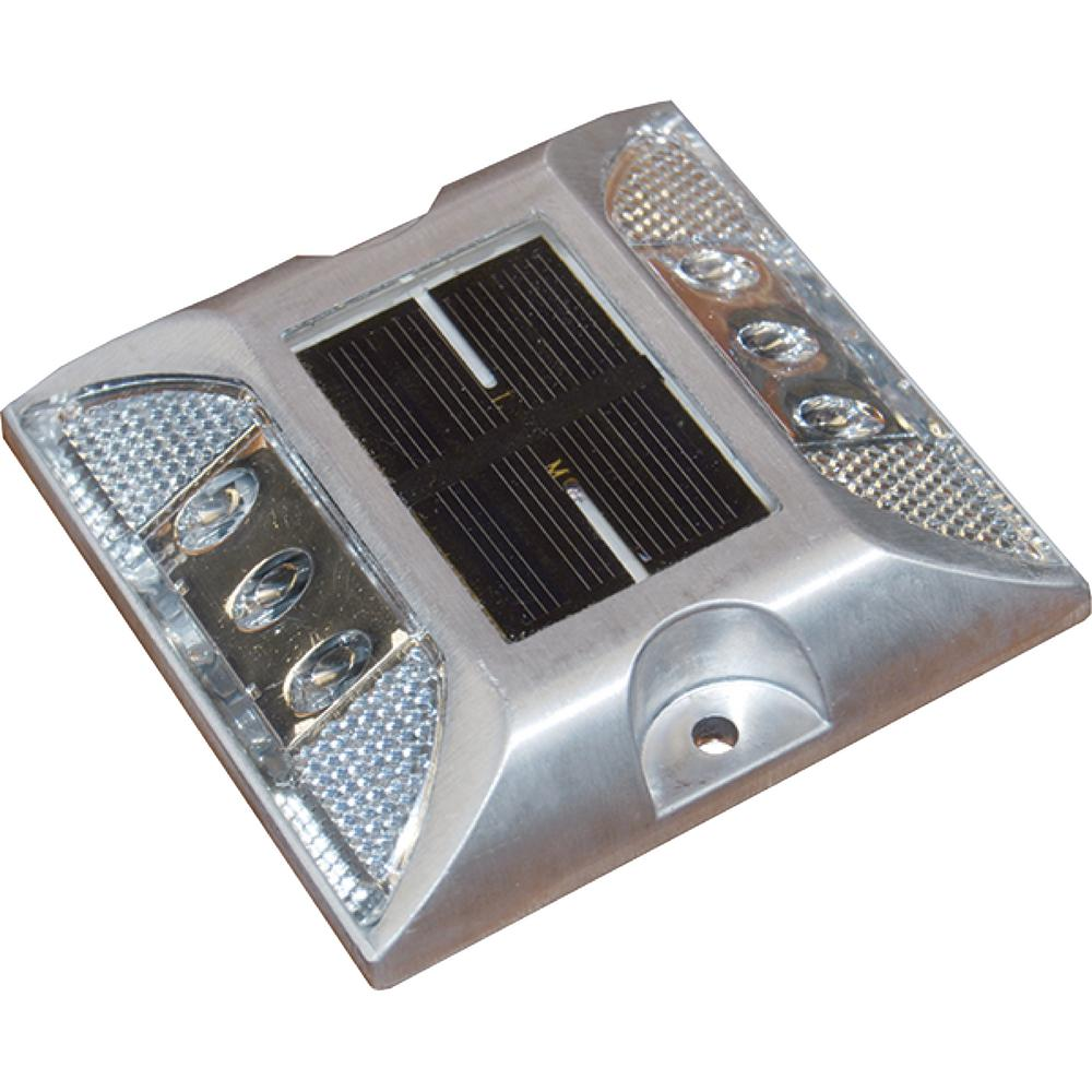 taylor made products solar aluminum dock light 46310 the home depot