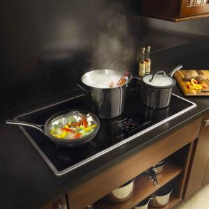 Store SO SKU #237445. +8. KitchenAid Architect Series II 36 In. Smooth  Surface Induction Cooktop ...