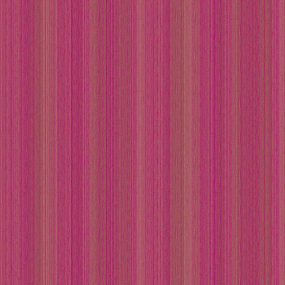 The Wallpaper Company 8 in. x 10 in. Multi Col String Stripe Red Wallpaper Sample