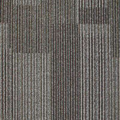 Rockefeller Wolf Loop 19.7 in. x 19.7 in. Carpet Tile (20 Tiles/Case)