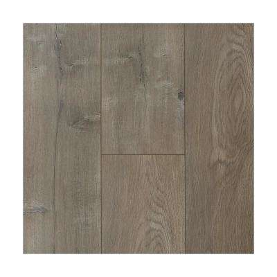 Titanium 1/3 in. Thick x 7.68 in. Wide x 47.83 in. Length Laminate Flooring (20.40 sq. ft.)