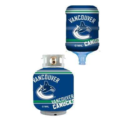 Vancouver Canucks Propane Tank Cover/5 Gal. Water Cooler Cover