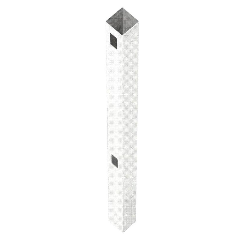 Pro Series 4 in. x 4 in. x 6 ft. White