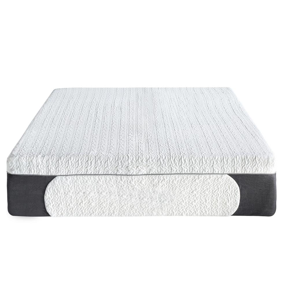 Sleep Options Cool Top 14 in. Full Memory Foam Mattress