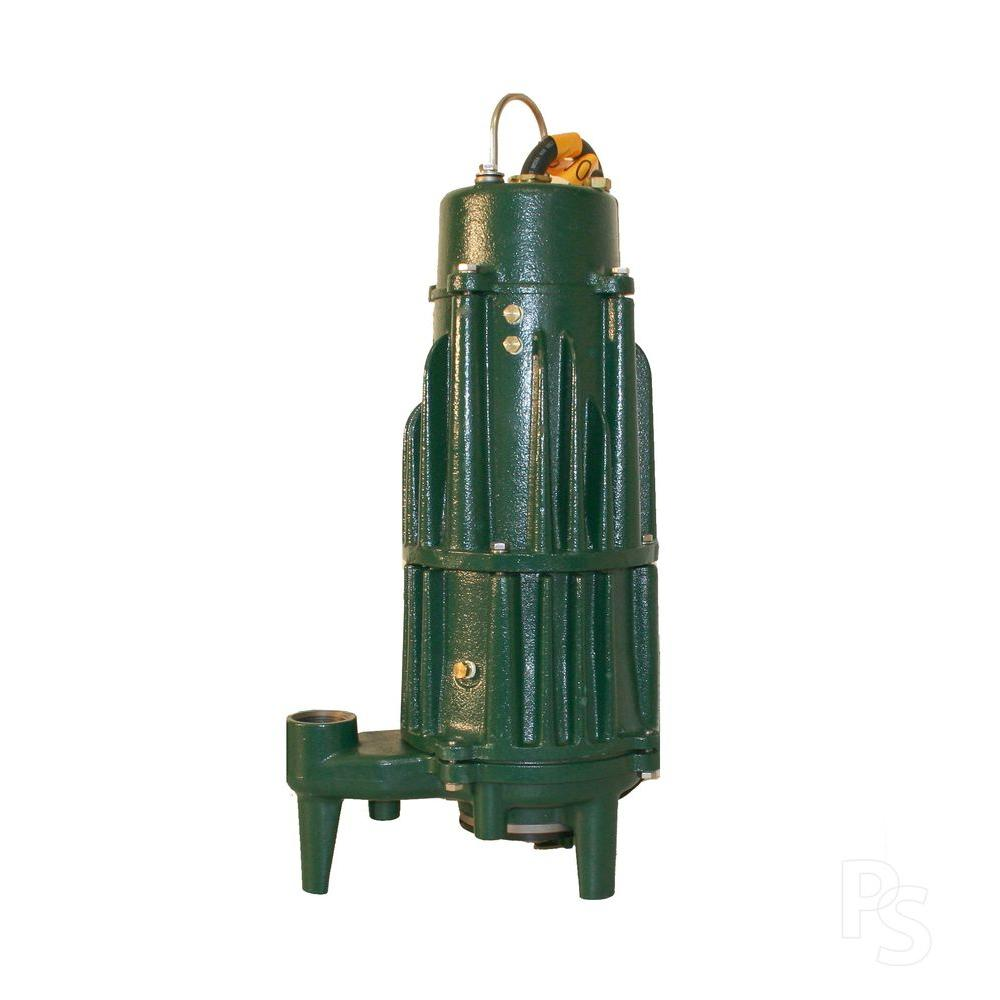 Zoeller E840 3 HP Grinder Pump-DISCONTINUED