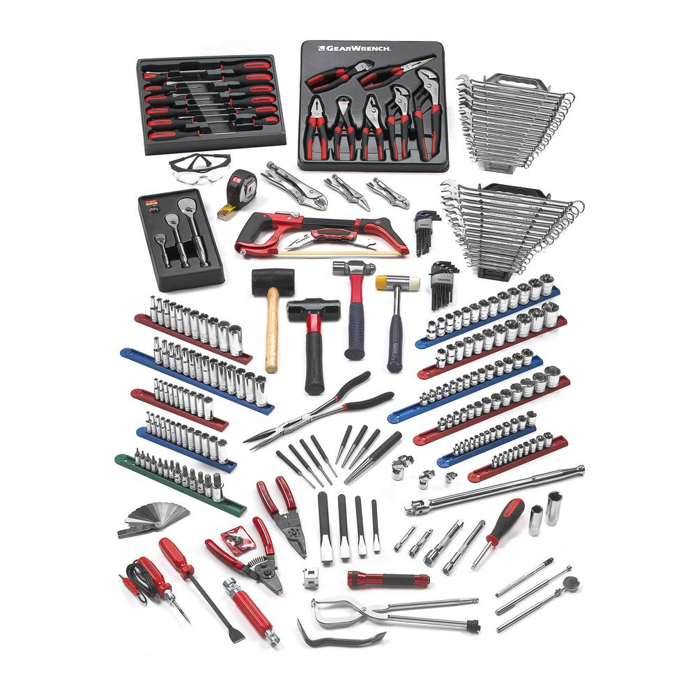Auto TEP Intermediate Set (230-Piece)