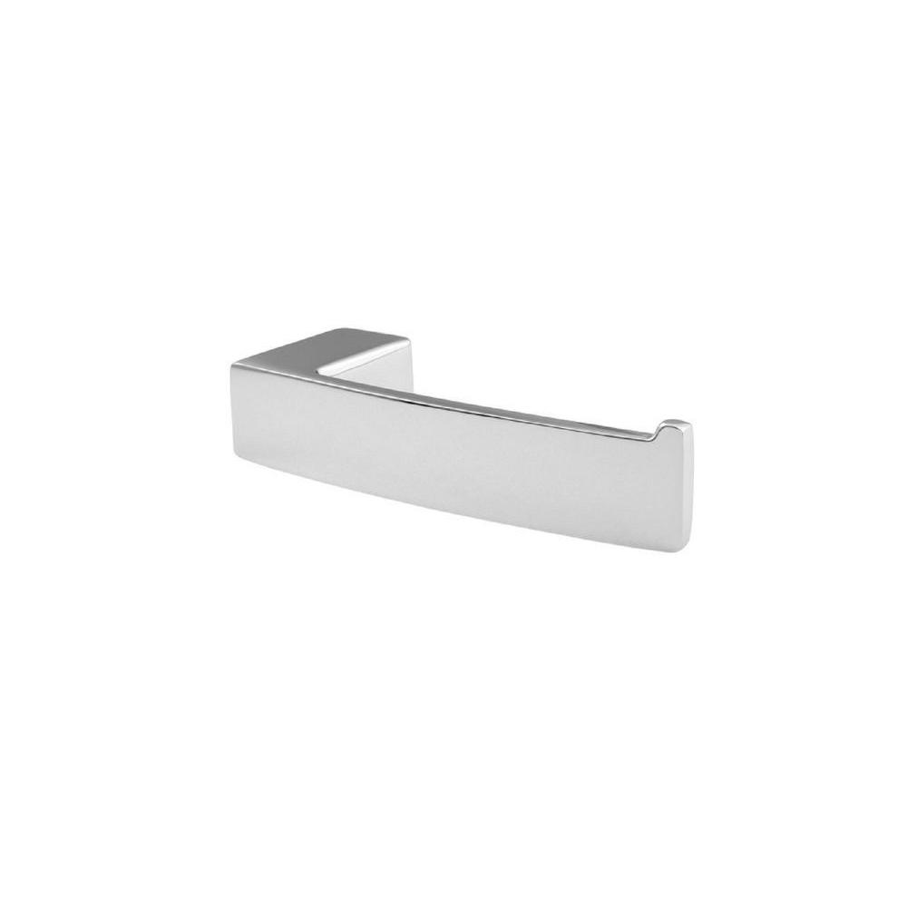 Kenzo Single Post Toilet Paper Holder in Polished Chrome