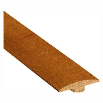 Saddle Hickory 5/8 in. Thick x 2 in. Wide x 78 in. Length T-Molding