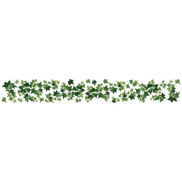 Home Decor Line Ivy Border Green Wall Decal
