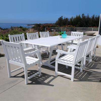 Bradley 9-Piece Rectangle Patio Dining Set