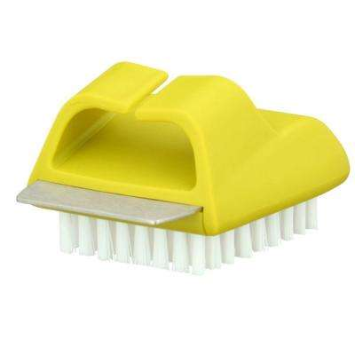 Salt Block Cleaning Brush