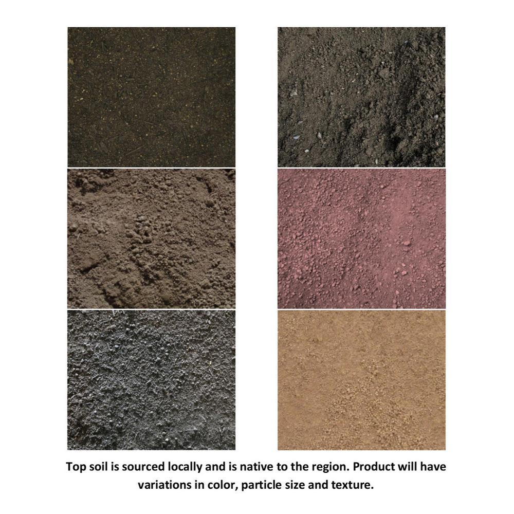 5 Cu Yd Bulk Topsoil Slts5 The Home Depot