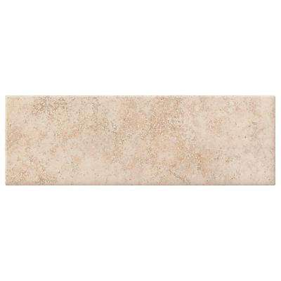 Briton Bone 4 in. x 12 in. Ceramic Wall Tile (10.64 sq. ft. / case)