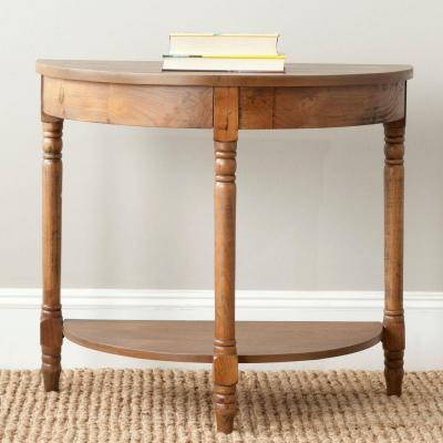 Randell Firewood Console Table