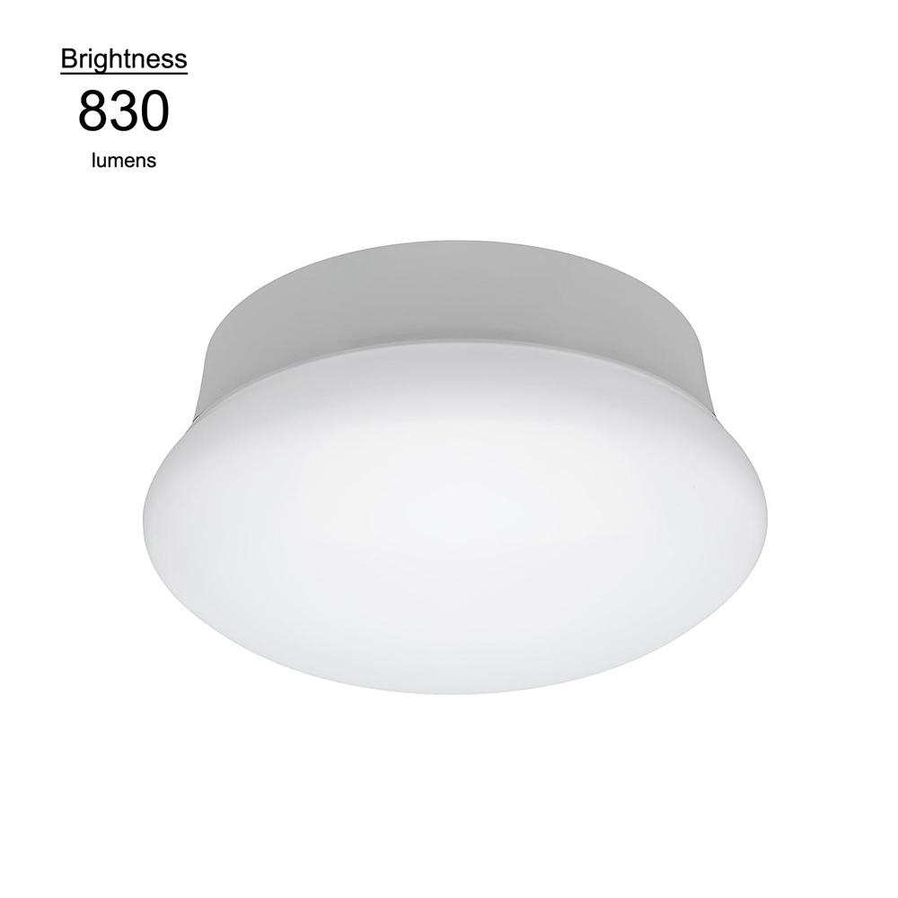 Color Changing White Integrated Led Flushmount Ceiling Light Lampholder Replacement Fixture