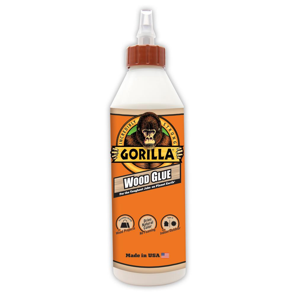 Gorilla 18 oz. Wood Glue (12-Pack)