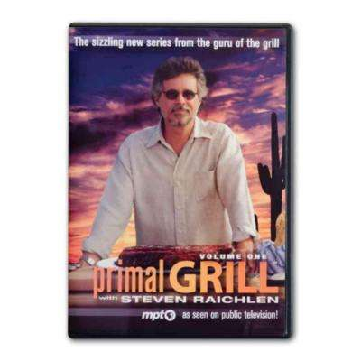 Primal Grill with DVD Vol 1
