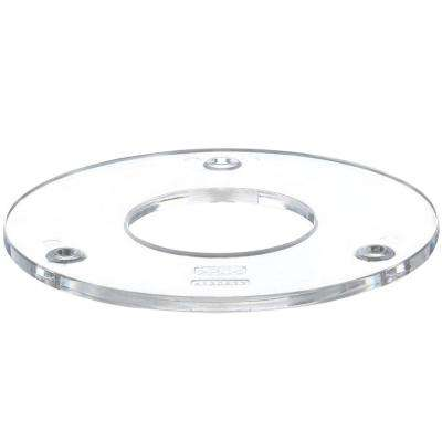 2-1/2 in. Clear Router Sub Base For Use With Makita 2-1/4 HP Router models RD1101, RF1101, RP1101