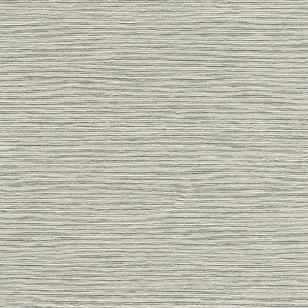 Grasscloth Wallpaper Samples: 8 In. X 10 In. Mabe Grey Faux Grasscloth Wallpaper Sample