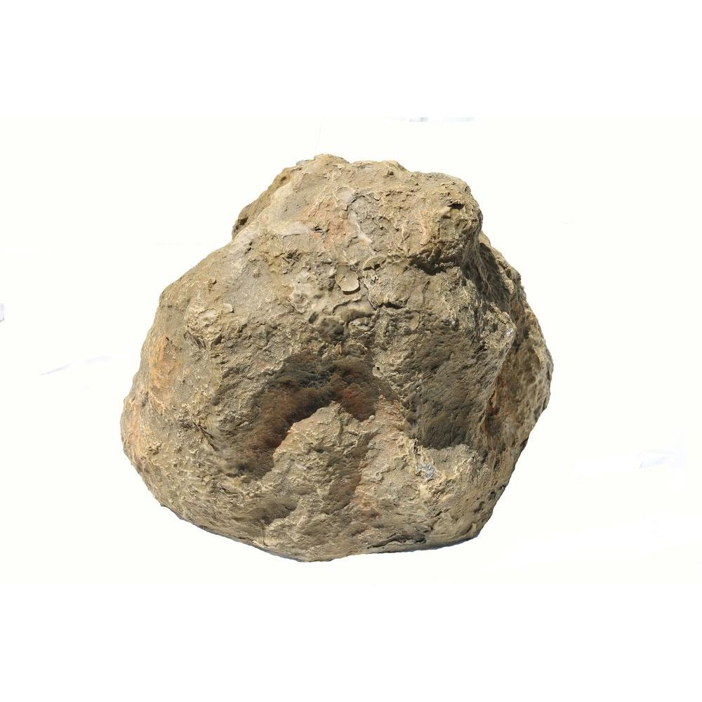 Backyard X-Scapes 9 in. H x 13 in. W x 16 in. L Small Boulder Rock