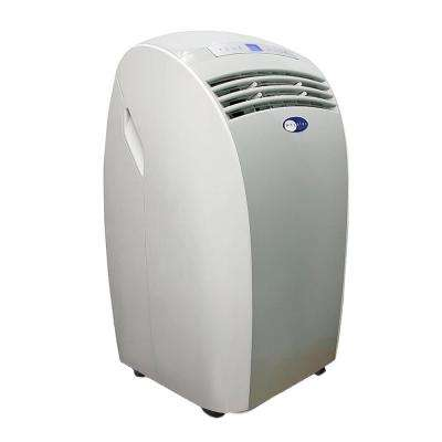 ECO-Friendly 13,000 BTU Portable Air Conditioner with Dehumidifier