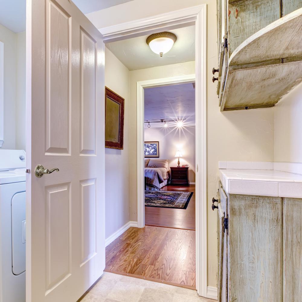 Evermark 11 16 In X 4 9 16 In X 81 11 16 In Primed Pine Interior Door Jamb Moulding 309 038c The Home Depot
