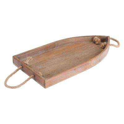 Natural Boat Tray