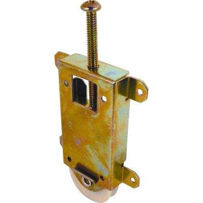 1-1/2 in. Sliding Mirror Door Roller Assembly