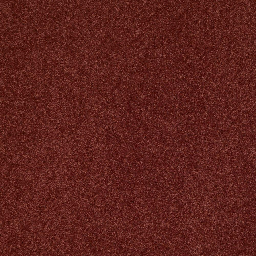 Martha Stewart Living Elmsworth - Color Ohio Buckeye 6 in. x 9 in. Take Home Carpet Sample