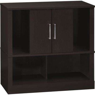 Surfside 29 Gal.  to 37 Gal.  Dark Brown Aquarium Stand