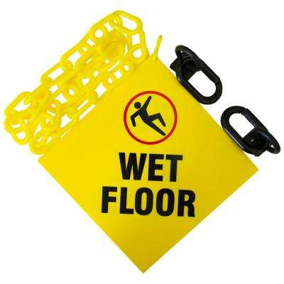 3 ft. Wet Floor Kit