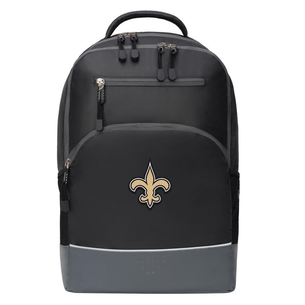 Saints 19 in. Black Alliance Backpack