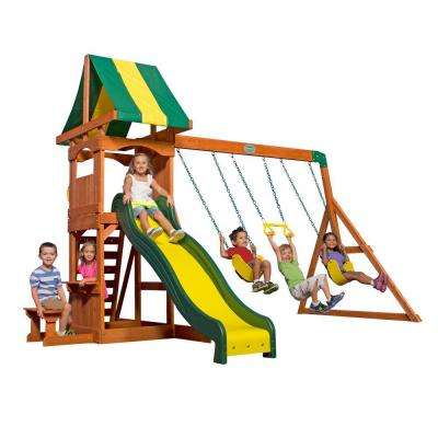 Weston All Cedar Playset