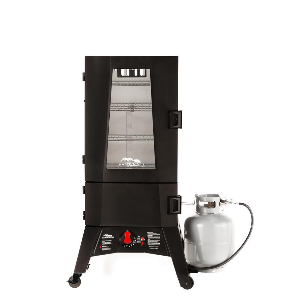 Masterbuilt ThermoTemp XL Propane Gas Smoker by Masterbuilt