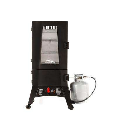 ThermoTemp XL Propane Gas Smoker