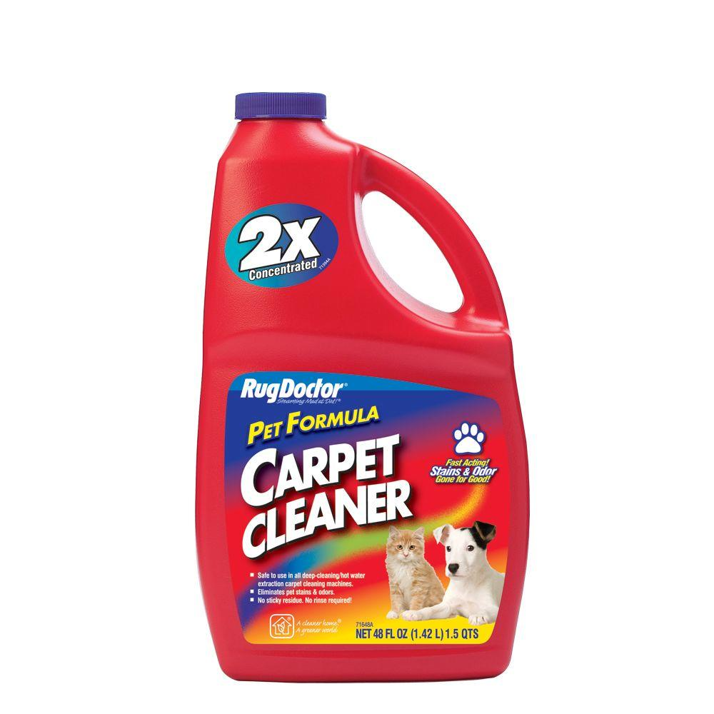Rug Doctor 48 Oz Pet Formula Carpet Cleaner