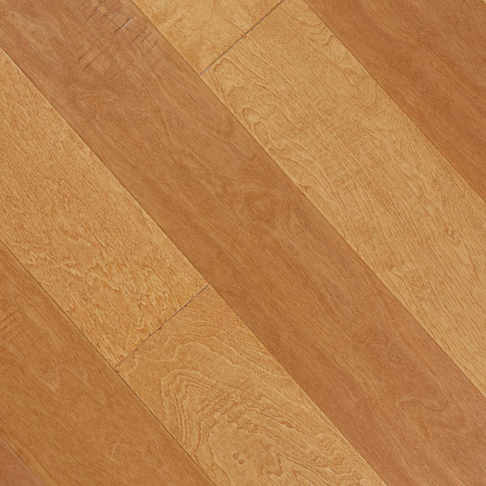 Hand Scraped Maple Durham 1/2 in. T x 5-1/4 in. W