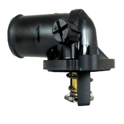 Integrated Housing Thermostat