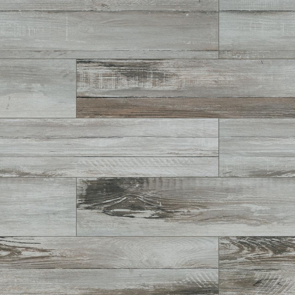 Ash 7 In X 20 Glazed Ceramic Floor