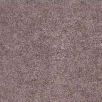 Delour Taupe 18 in. x 18 in. Carpet Tile (12 Tiles/Case)