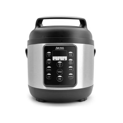 Professional 3.5 Qt. Stainless Steel Electric Pressure Cooker