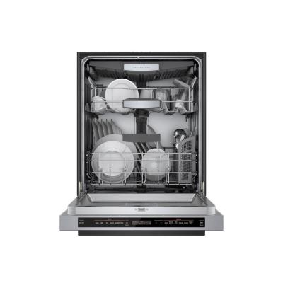 800 Series 24 in. Stainless Steel Top Control Tall Tub Home Connect Dishwasher with Stainless Steel Tub,CrystalDry,42dBA