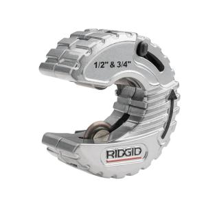 Ridgid Ridgid 1/2 inch - 3/4 inch C-Style Adjustable Copper Tubing Cutter by RIDGID