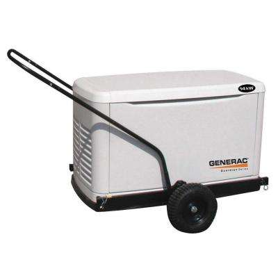 Transport Cart for Air Cooled Generator