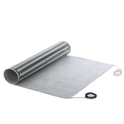 3 ft. x 10 ft. x 0.03 in. 120-Volt Radiant Heat Film for Tile and Glue-Down Floors - Non Cuttable - Covers 30 sq. ft.