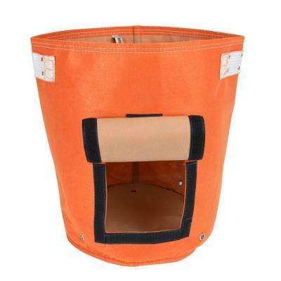 BloemBagz Potato Vegetable Planter Grow Bag 9 Gallon Tequila Sunrise